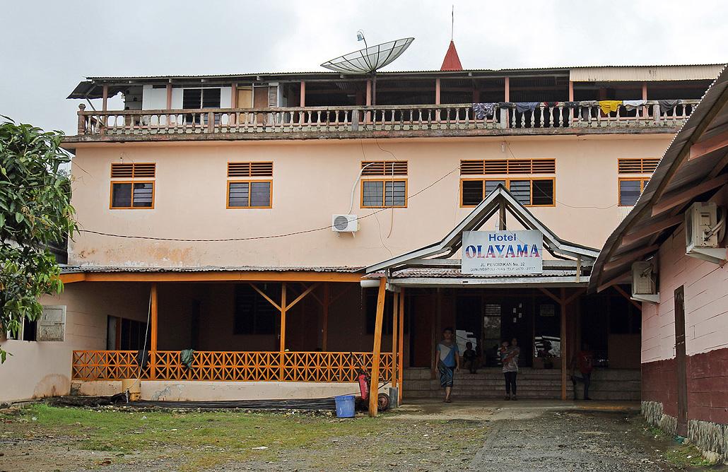 Hotel Olayama
