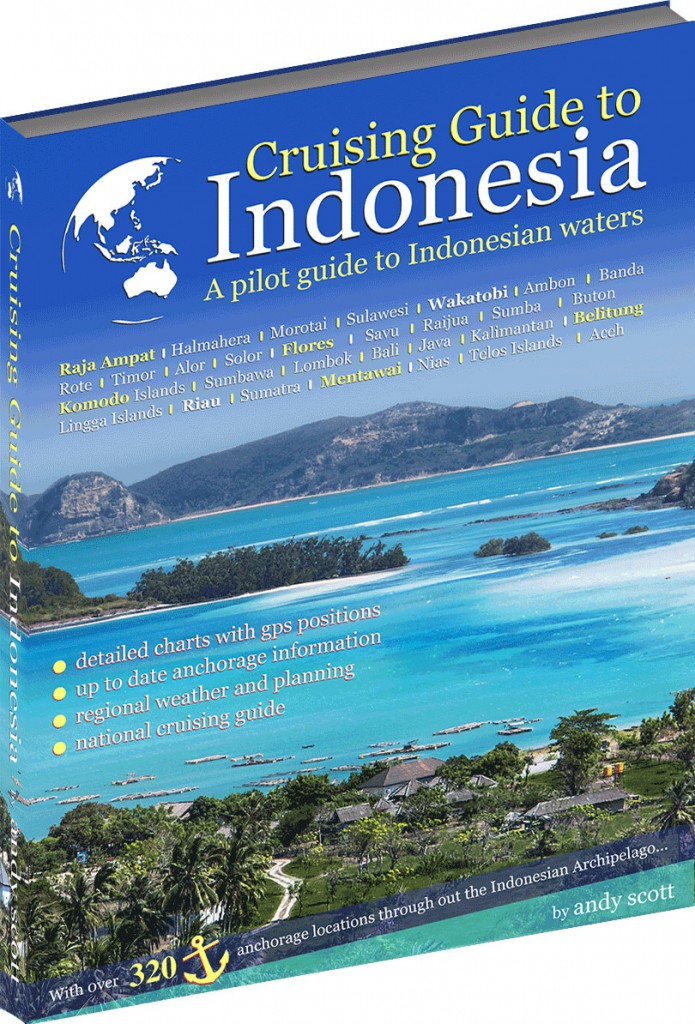 The most current information for sailors in Indonesia
