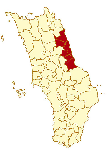 Gunungsitoli-municipality-map