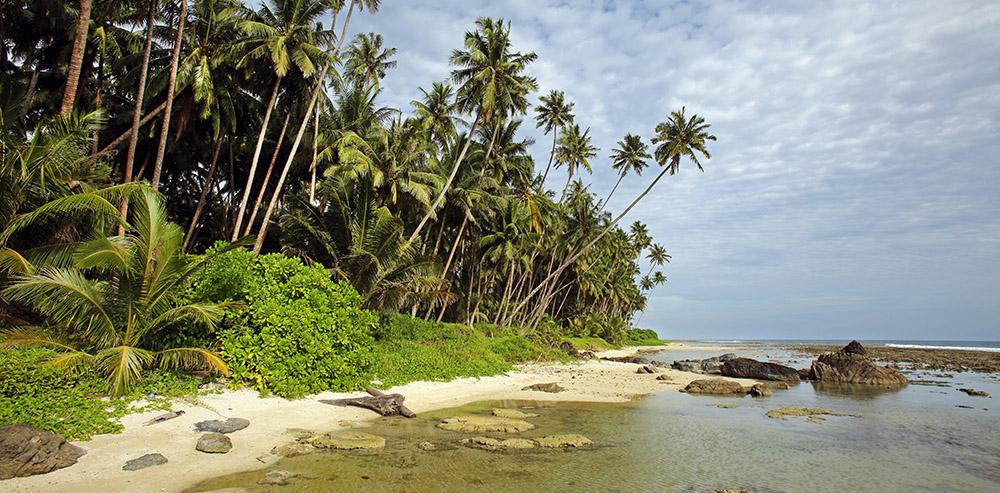 Sema-Sema and Sobatu beach can be reached on foot around the corner from Sorake Beach.
