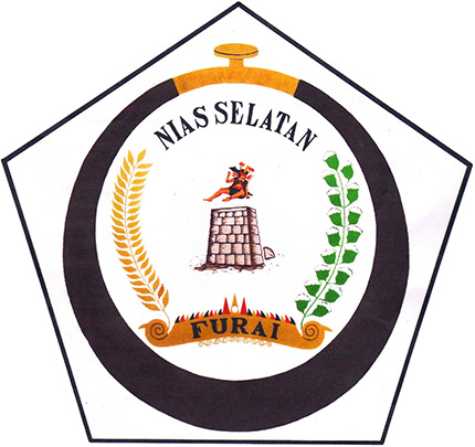 South-nias-regency-logo