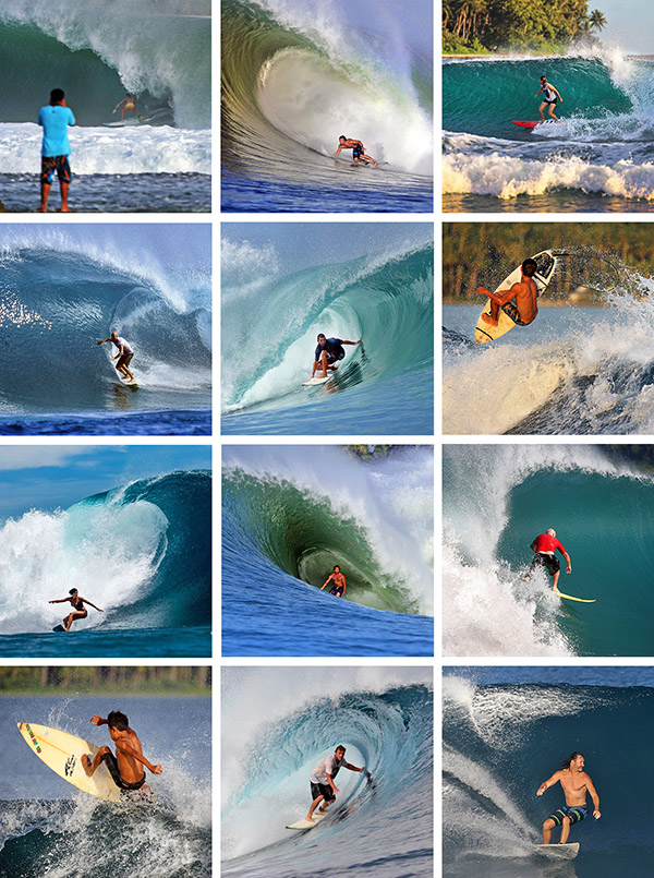 Nias Surfing Gallery