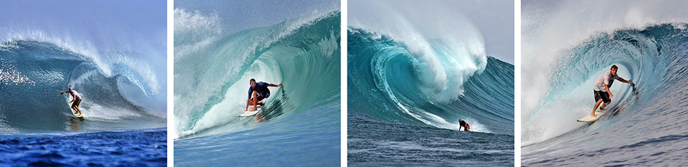 Surfing in Hinakos remains the main reason why people come to West Nias.