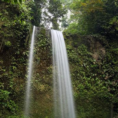 Luaha N'droi Waterfall, Alasa, Nias Utara