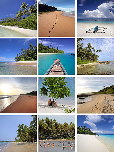 NIAS BEACHES GALLERY