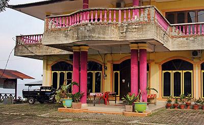 HOTEL DIAN OTOMOSI - Jalan Yos Sudarso, Km 3.2
