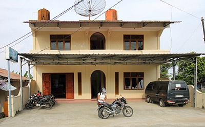 HOTEL TINCA - Jalan Yos Sudarso 152