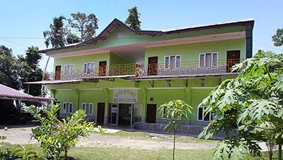 HOTEL MEGA NASIONAL - Jalan Pelod Binaka km. 8