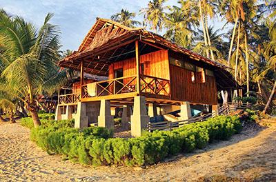 Mama Silvi Cottages