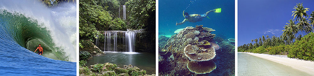 Nias Attractions