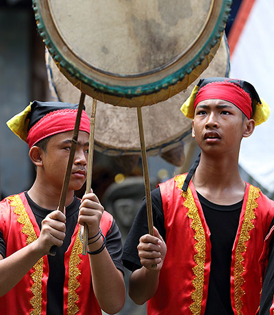 Gondra - drum