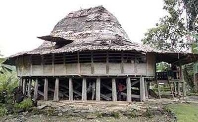 Nias-village