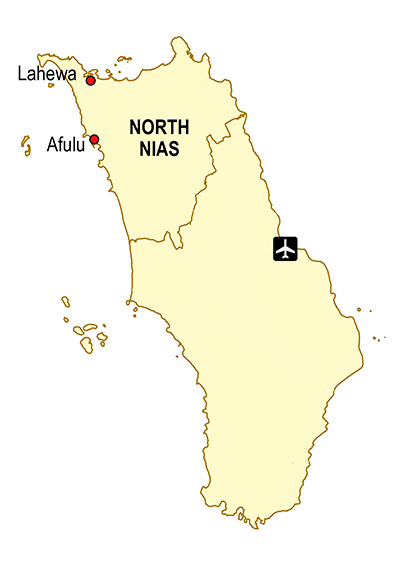 North Nias accomodation