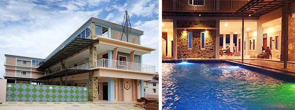 Hotel Sem Teluk Dalam